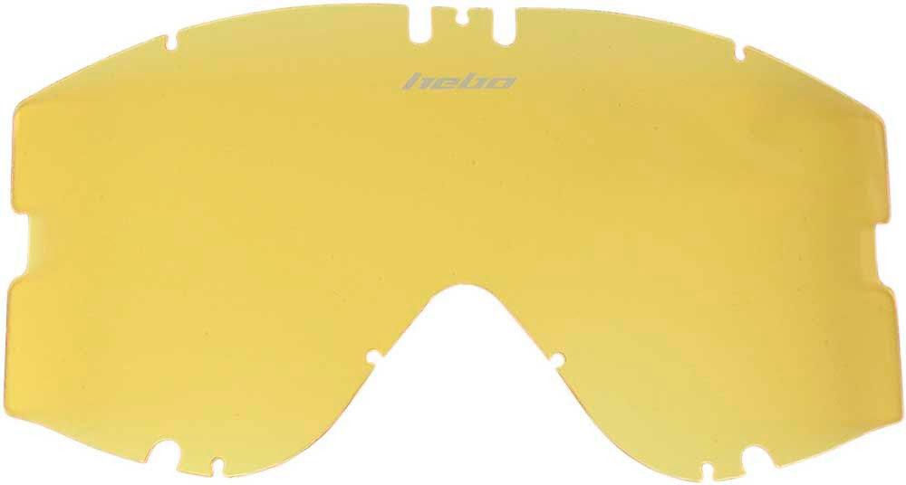 Lente de oculos Hebo HIGH-V & MEDIUM-V Amarela