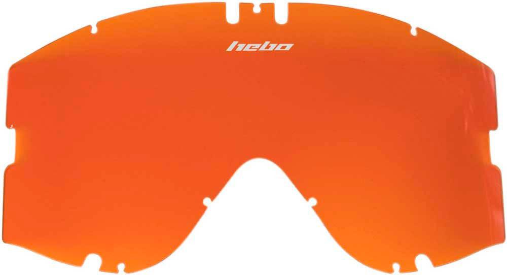 Lente de oculos Hebo HIGH-V & MEDIUM-V Laranja HEBO