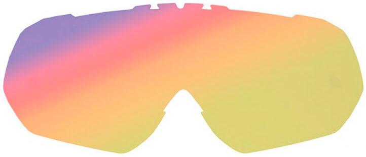 Lente de oculos Hebo KRYPTON Espelhada