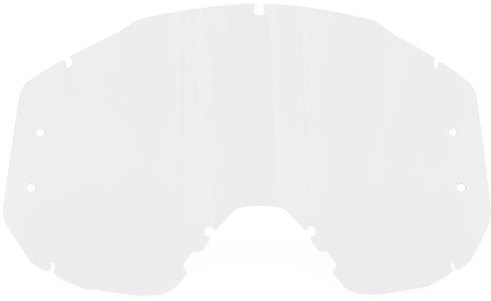 Lente de oculos Hebo QUANTUM Roll-Off Transparente