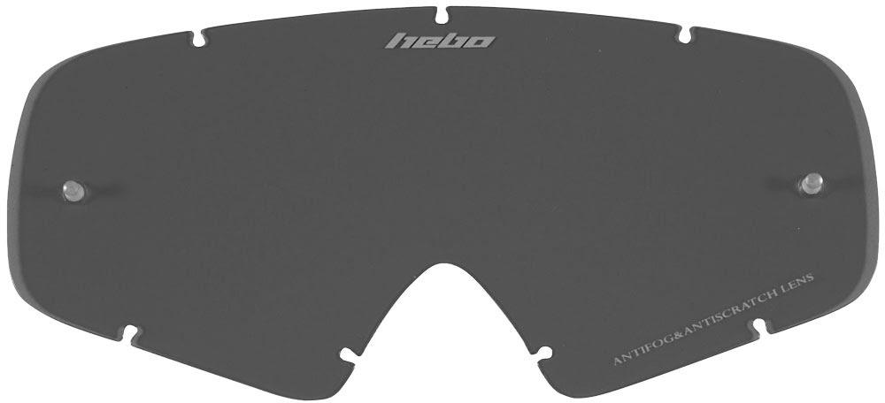 Lente de oculos Hebo ATOM Fumada