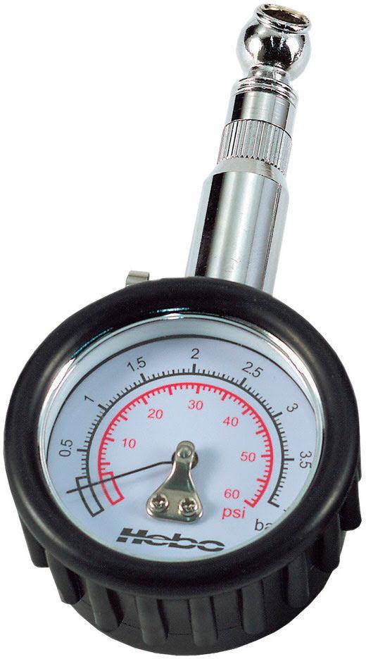 Medidor de pressão TRIAL / QUADS Máximo 1KG / 15PSI