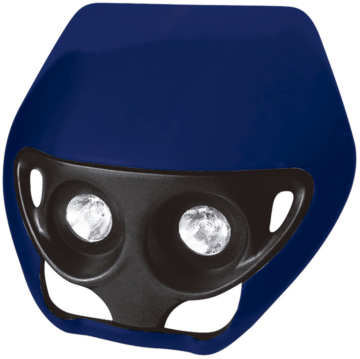 Porta-Farol APICO TWIN YZ Azul