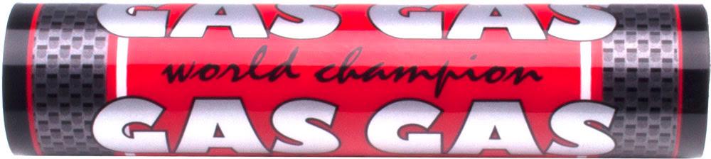 Esponja de Guiador 22mm TRIAL GASGAS Vermelha HEBO
