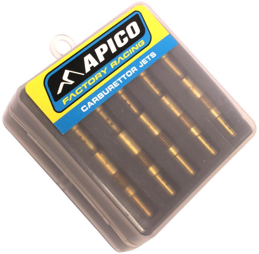KEIHIN SLOW JETS 28MM X 6MM, X10 PACK 35-58 APICO