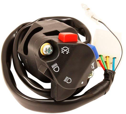 HEADLIGHT UNIT KTM / HUSA / HUSKY EXC125-530 00-18, TE / FE125-501 APICO