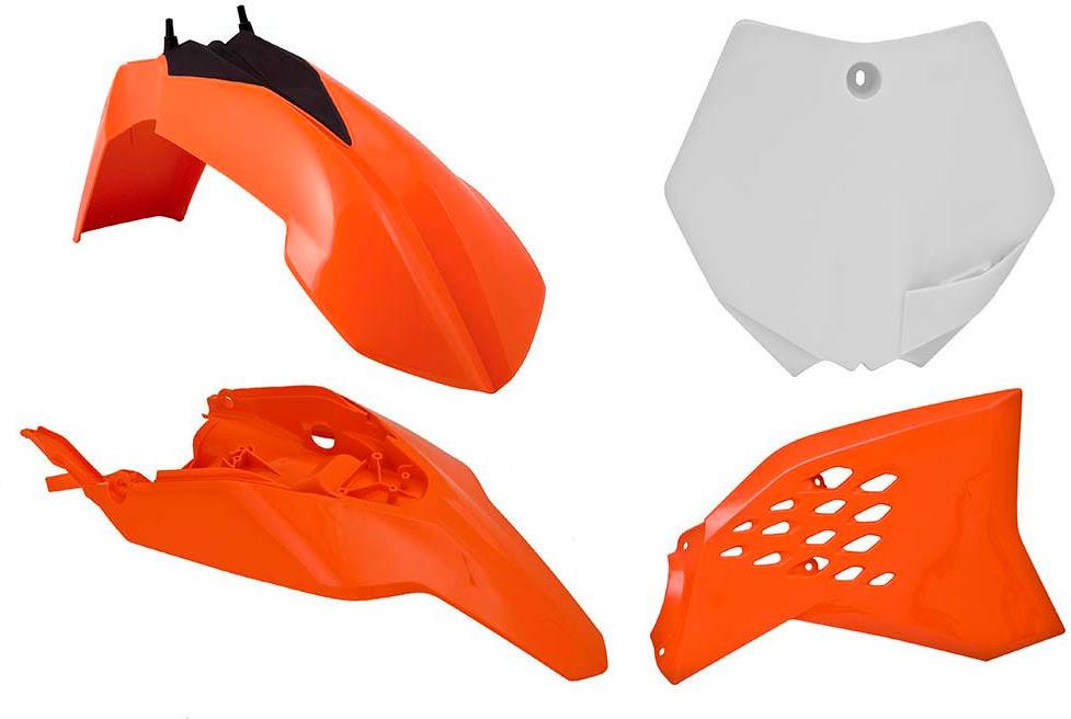 Kit de plasticos RACETECH