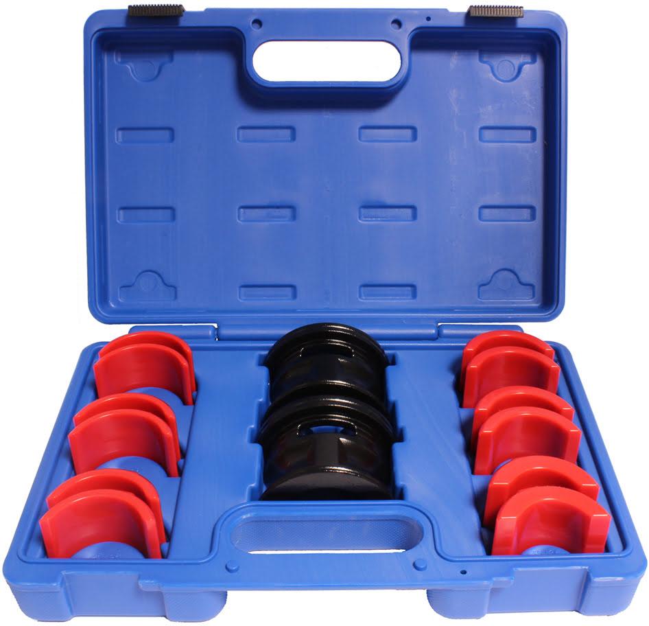 Kit de Ferramentas para Montar Vedantes de Suspensão 35-50mm