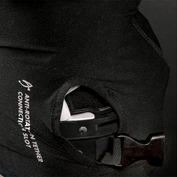 Calças Proteção de Joelheiras Asterisk ZERO G