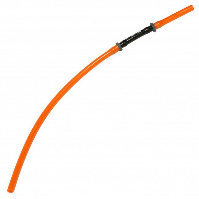 Tubo de respiro deposito c / Valvula anti-retorno laranja