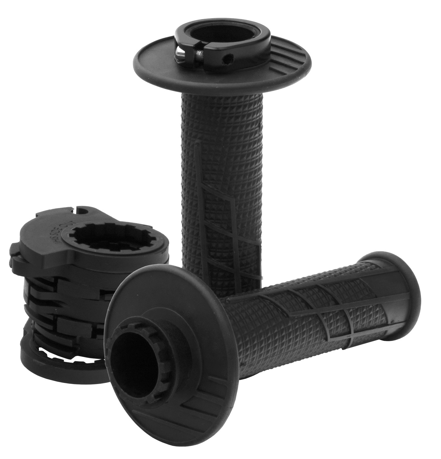Punhos ProTaper Clamp-On 1 / 2 Waffle
