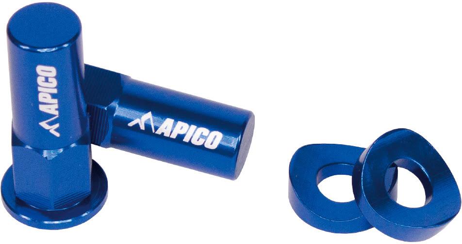 Porcas de tranca-pneus Apico (2un)