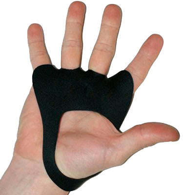 Palm-savers Racepro 2 Dedos