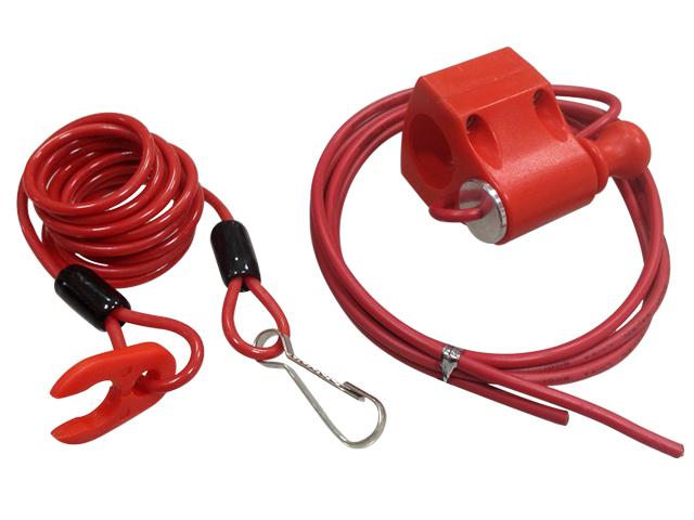 Corta corrente ATV / Quad Vermelho RACEPRO