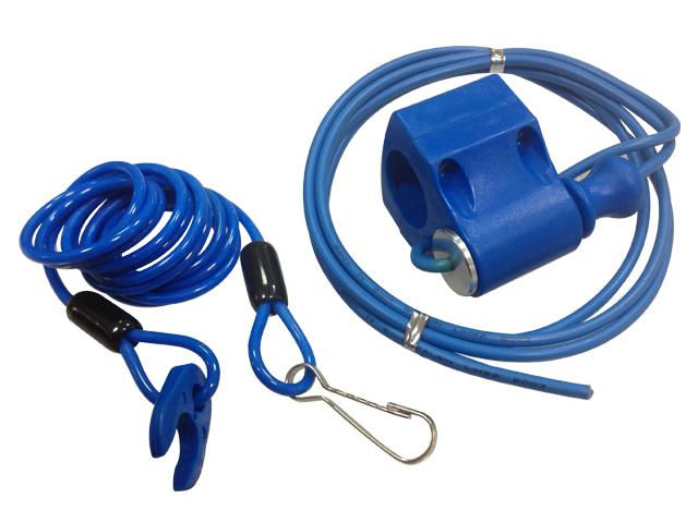 Corta corrente ATV / Quad Azul RACEPRO