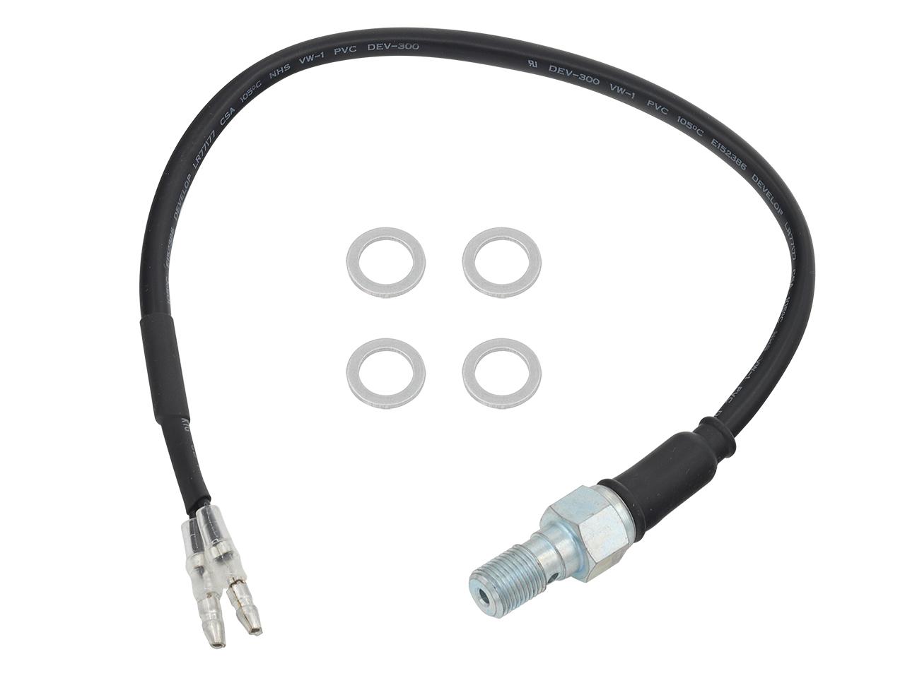 Sensor de travão M10x1.00 (Europeias)
