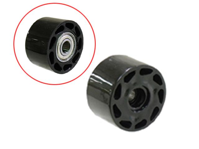 Roleto de corrente universal 38x23 furo de 8mm