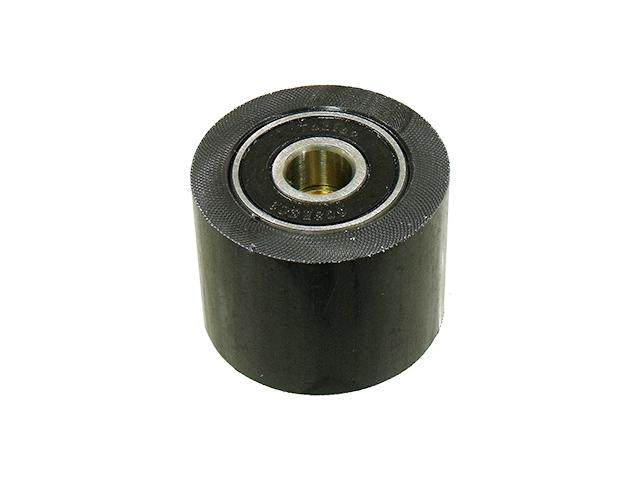 Roleto de corrente universal (maquinado) 32x23.5 furo de 8mm