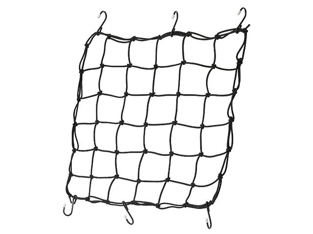 Redes elásticas gancho plástico