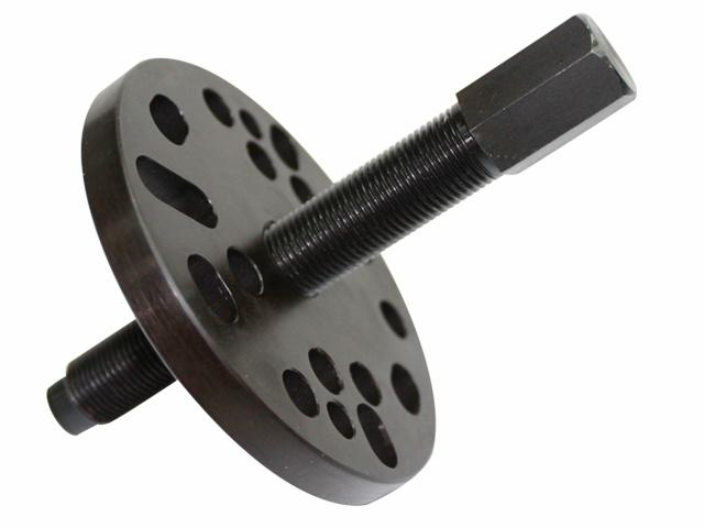 Extrator de prato magnetico
