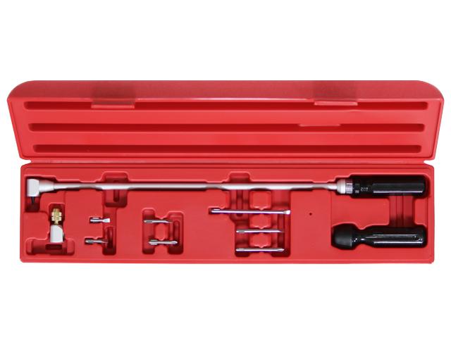 Kit de ferramentas (para trabalhar em curva)