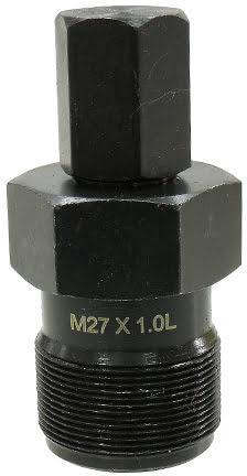Extrator prato magnetico M27 X P1.0 esq.