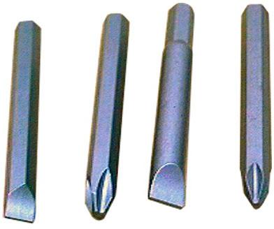 Ponteiras compridas de ferramenta de Impacto