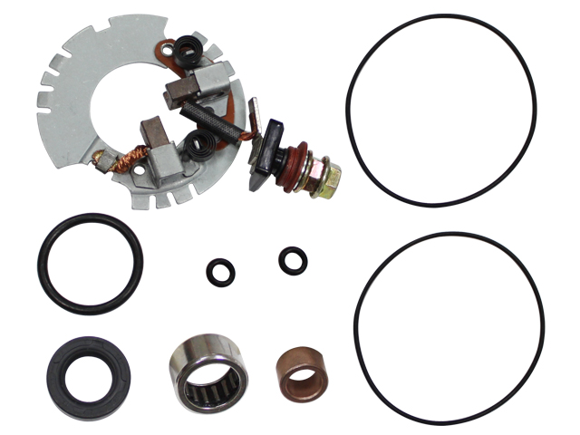 Kit de Reparação Escovas Motor de Arranque