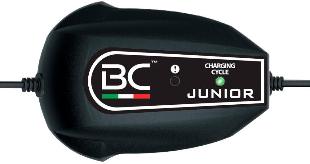 Carregador automatico baterias BC JUNIOR 900 12v (Acido)