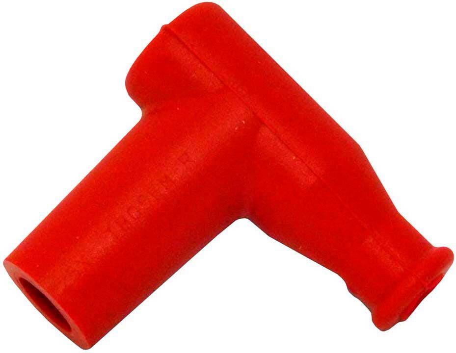 Cachimbo de bobine Silicone vermelho