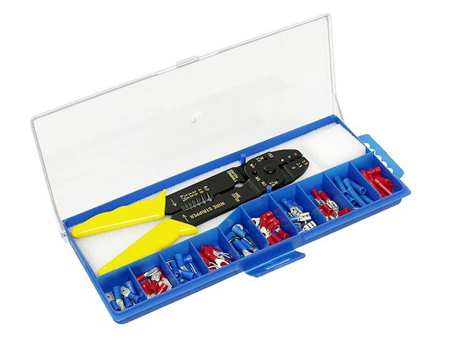 Caixa de terminais com alicate RACEPRO
