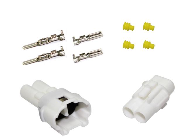 Kit de conectores macho e femea RACEPRO
