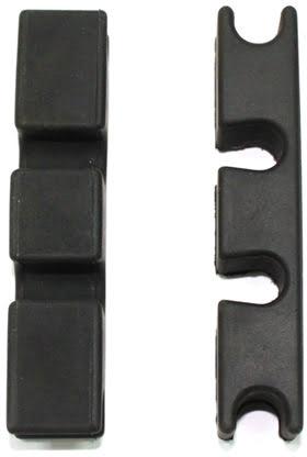 Borracha para amortecedor Ø10mm