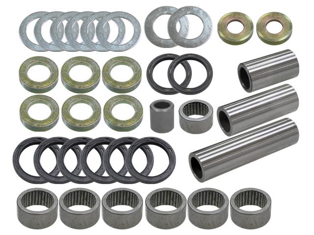 Kit rolamentos do link das bielas c /  amortecedor