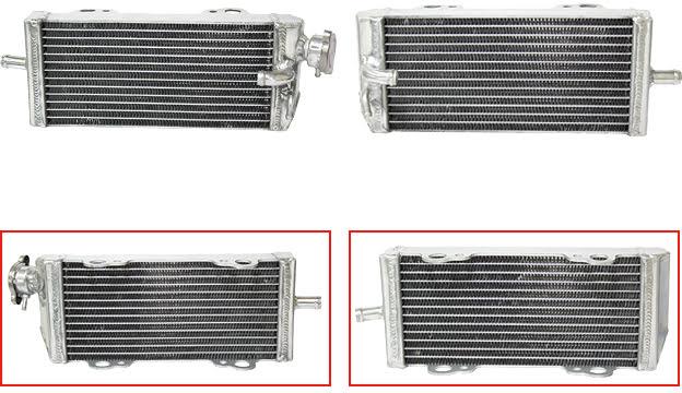 Radiadores OffRoad Standard (esquerdo e direito)