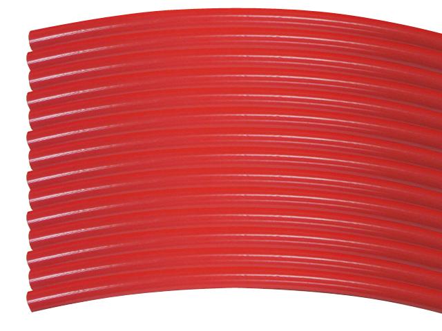 Tubo de PVC Ø5mm X Ø8mm 500mm (14un) RACEPRO