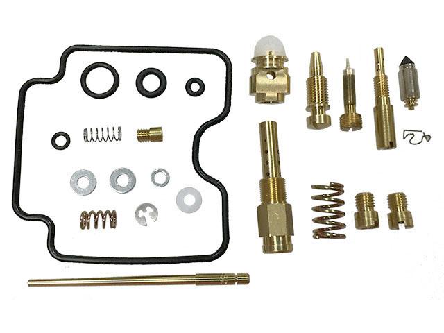 Kit de reparação de carburador RACEPRO arctic cat 400 dvx 2004