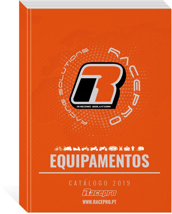 Catalogo RacePro EQUIPAMENTOS 2019