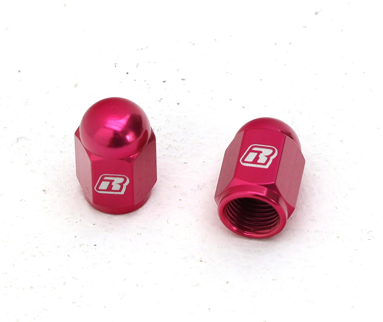 Tampas de valvulas de rodas RacePro (2un)