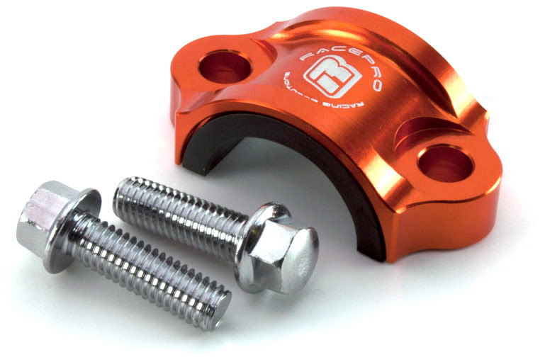 Abraçadeira Rotativa CNC para Manetes RACEPRO RACEPRO