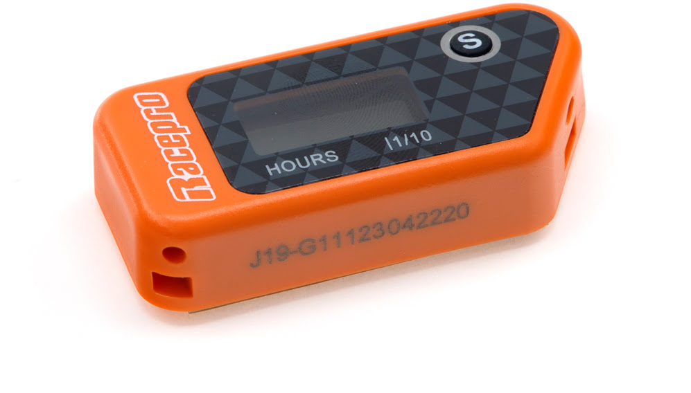 Contador de horas Vibração / Wireless RacePro RACEPRO