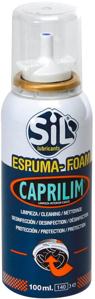 SIL-CAPRILIM SPRAY LIMPA-CAPACETES 100Ml (24Un / caixa)
