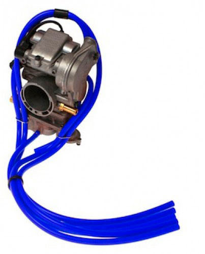 Tubo silicone Ø3mm X Ø5mm 3 Metros Azul SAMCO SPORT