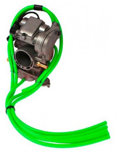 Tubo silicone Ø3mm X Ø5mm 3 Metros Verde