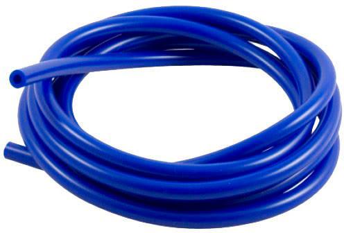 Tubo silicone Ø5mm X Ø7.5mm 3 Metros Azul SAMCO SPORT