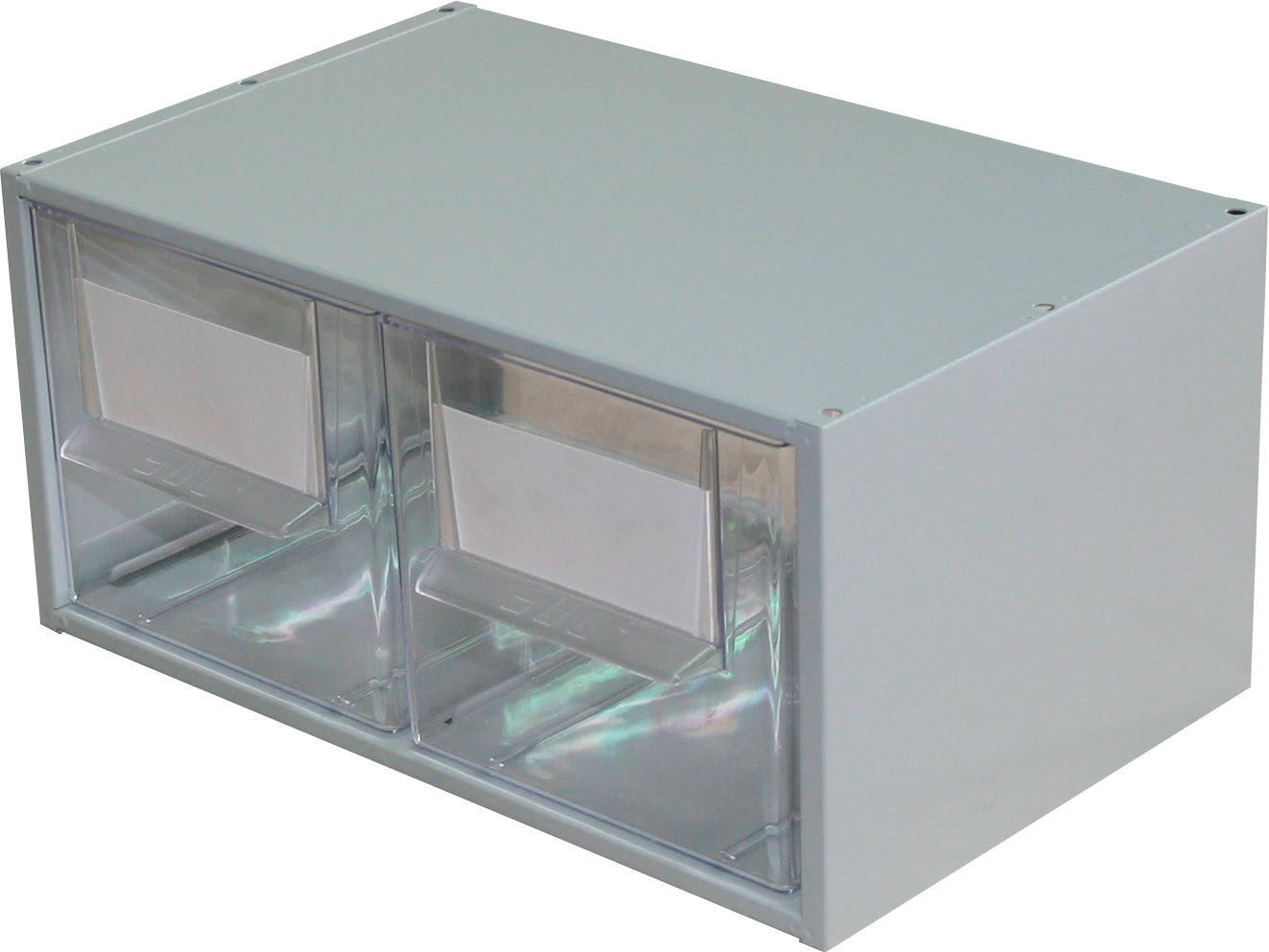 Estante Metálo-Plástica com 2 gavetas n.º 8 SUC