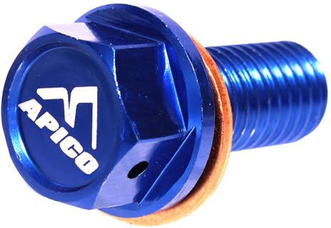 MAGNETIC SUMP DRAIN BOLT M10 X 22MM X 1.5 KAWASAKI  KX450F 0