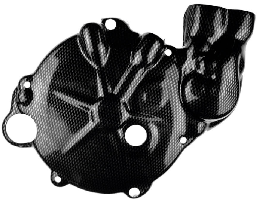 CLUTCH AND WATERPUMP COVER GAS-GAS TXT / PRO 17-19