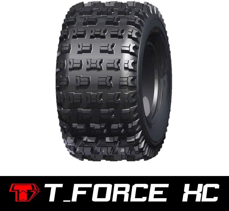Pneu TERACHE XC Force 103 (6 Telas)
