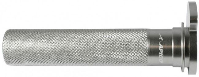 Cana de Acelerador Aluminio APICO